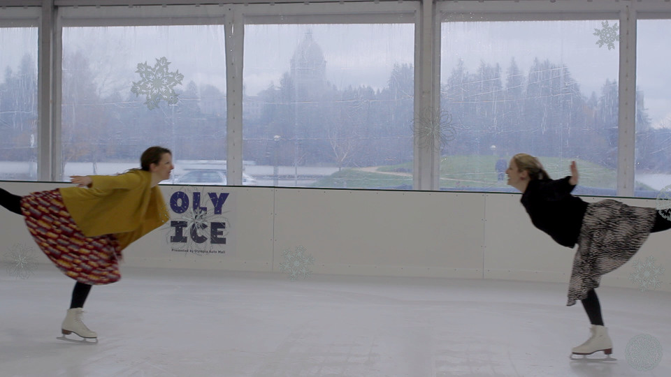 The Spot: Oly on Ice